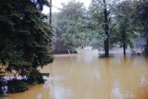 Flood 1973 North Plainfield